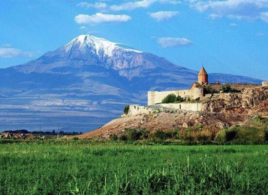 Khor-Virap & Ararat.