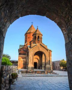 Khor Virap, Ararat Province.