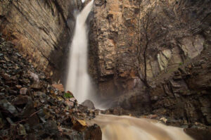 Khosrov Waterfall, Ararat Province