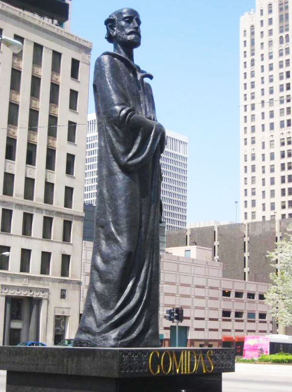 Komitas, Detroit, USA