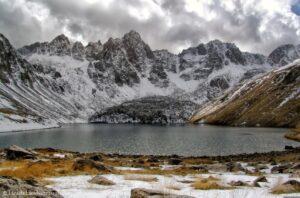 Lake Kaputan or Gogi, 3286 m, Syunik Province