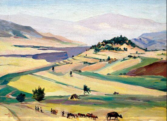 Lalvar, 1952.