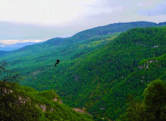 Lastiver, Zipline, Armenia