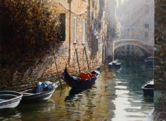 Late Summer Shadows, Summer in Italy, Raffaele Fiore