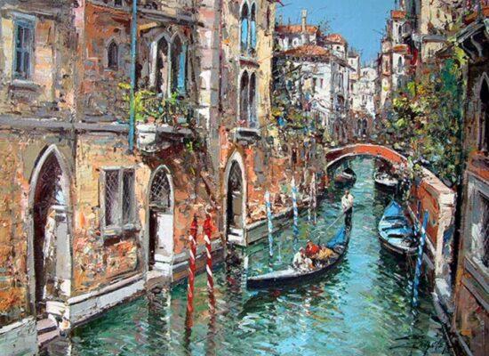 Light in Venice, Palazzo Donn Anna Posillipo, Ciro Canzanella