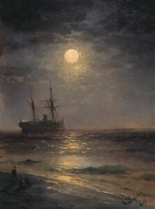 Lunar Night, 1898.