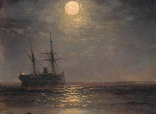Lunar Night, 1898