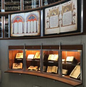 Manuscripts Depository, San Lazzaro degli Armeni