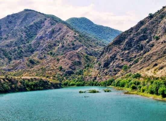 Marmarik Reservoir