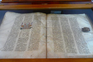 The biggest and smallest books, Matenadaran