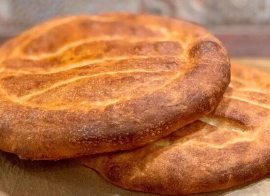 Armenian Bread - Matnakash
