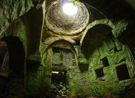 Matosavank Monastery, Dilijan
