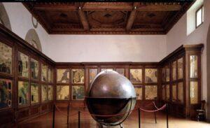 Medici Hall of Maps (Sala delle Carte Geografiche), Palazzo Vecchio