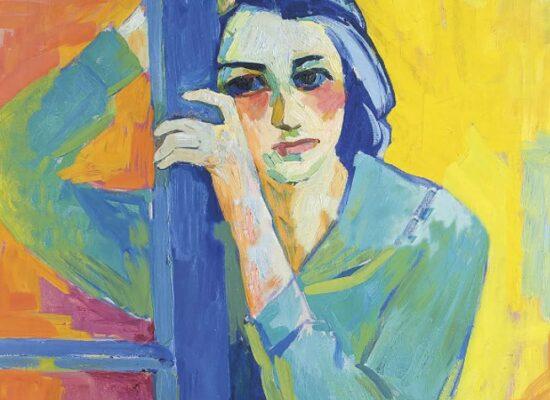 At the window, Minas Avetisyan