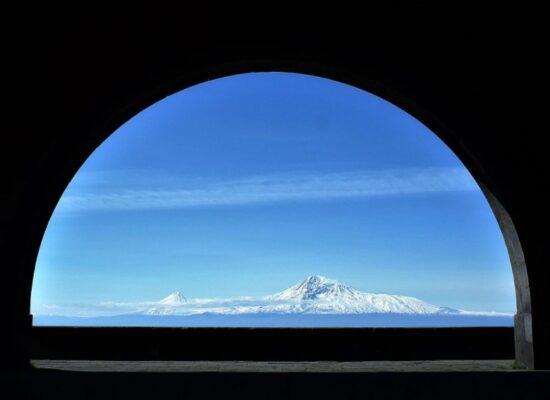 Mount Ararat, Arch of Charents