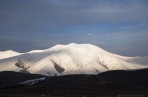 Mount Ishkhanasar, 3,549 m, Syunik Province