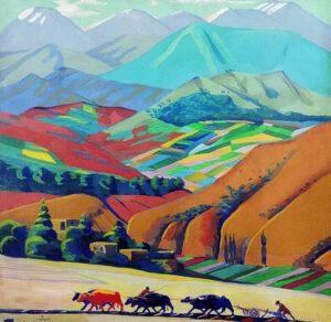 Mountains, 1923