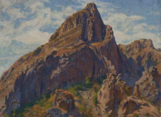 Mountains, Dzoraget, 1930