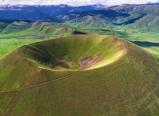 Mount Vayots or Vayots Sar, 2,581 m, Vayots Dzor Province