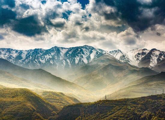 Mounts of Syunik