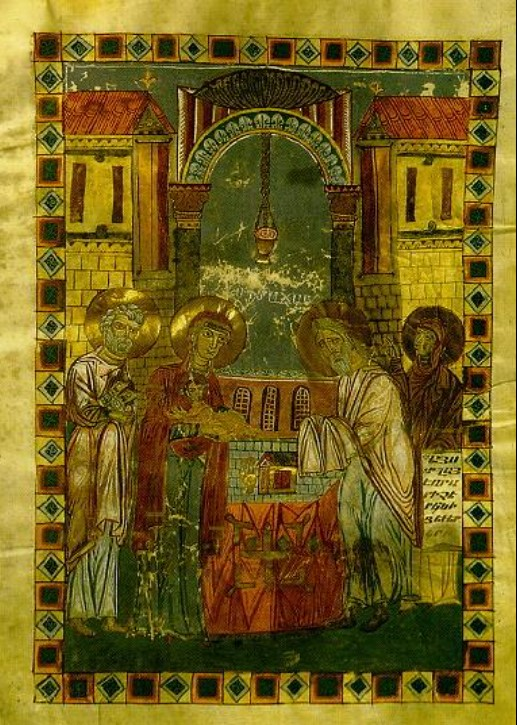 Mugni Gospels,1060