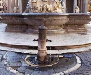 Nasoni, Drinking Fountains.