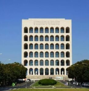 The Italian Civilisation Palace, Palazzo della Civiltà Italiana