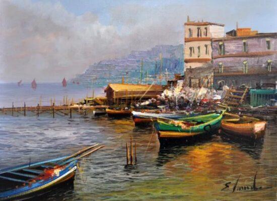 Boats, Pasquale Esposito