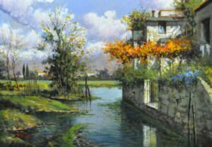 Landscape, Pasquale Esposito
