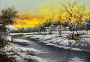 Winter, Pasquale Esposito