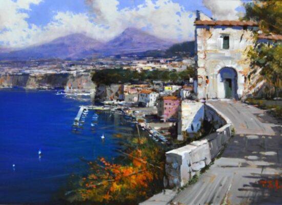 Coastal Path, Pasquale Esposito