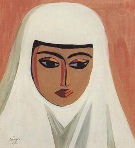 Persian Woman, 1910.