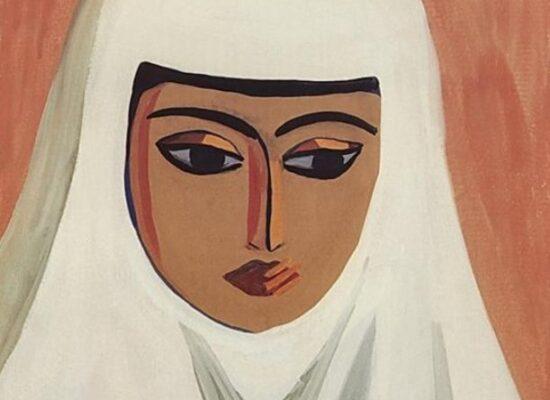 Persian Woman, 1910