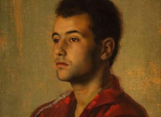 Portrait of Benedetto Annigoni, Pietro Annigoni