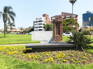 Plaza Armenia, Montevideo, Uruguay