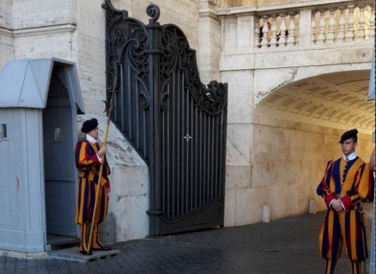Pontifical Guards, Vatican