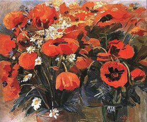 Poppies, Saryan