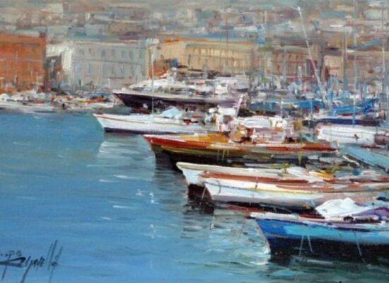Porto Mergellina, Ciro Canzanella