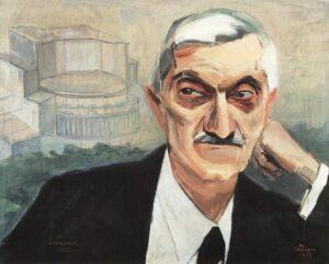 Alexander Tamanyan, 1933