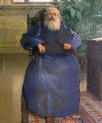 Portrait of Mkrtich Khrimyan