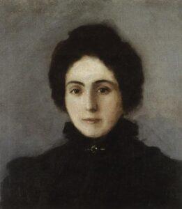 Portrait of Sanduht, 1898.
