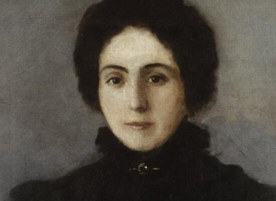 Portrait of Sanduht, 1898