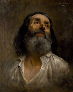 Portrait of an Old Man, 1887