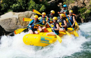 Rafting Armenia