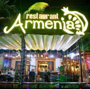 """Restaurant """"Armenia"""", """"У Ашота"""", Nha Trang, Vietnam"""