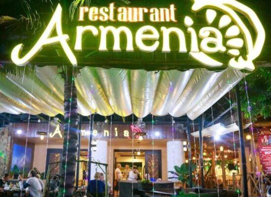 Restaurant Armenia, У Ашота, Nha Trang