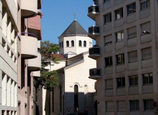 Rue d'Arménie, Lyon, France
