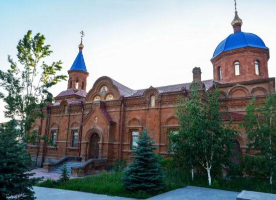 Russian Church, Kanaker.