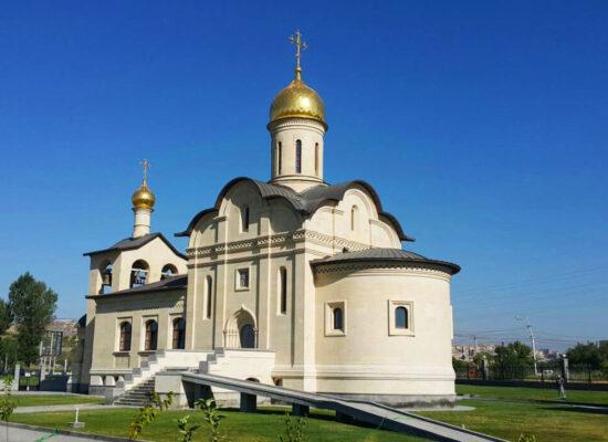 Russian Church, Admiral Isakov Avenue, 15/26