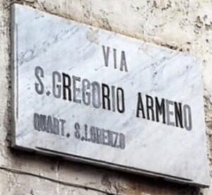 S. Gregorio Armeno, Napoli, Italy